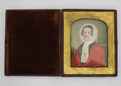 Conservation of Miniature Portraits
