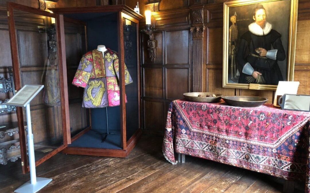 Conservation of an 18th Century Tabard, Elizabethan House, Great Yarmouth